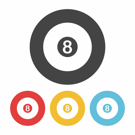 billiards: Billiards icon