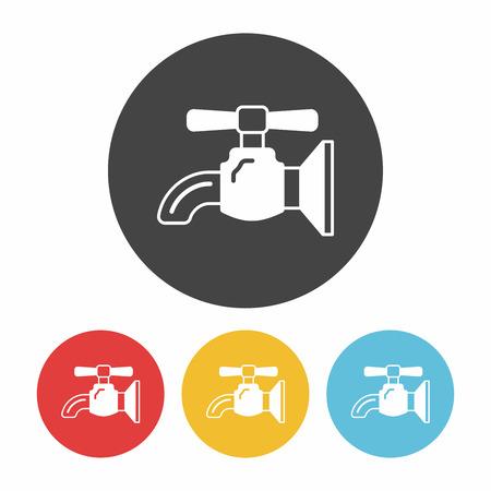 economize: Faucet icon