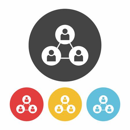 linkage: social link icon