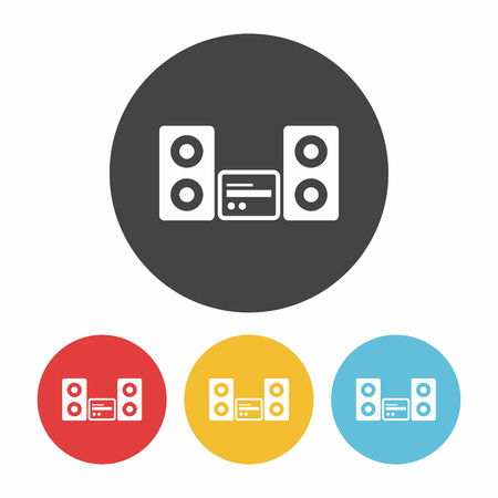 stereo icon
