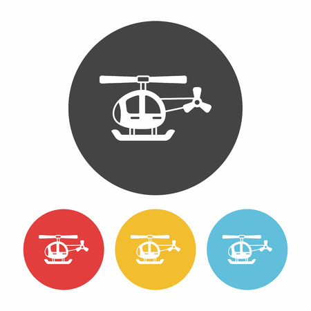 helicopter rescue: helicopter icon