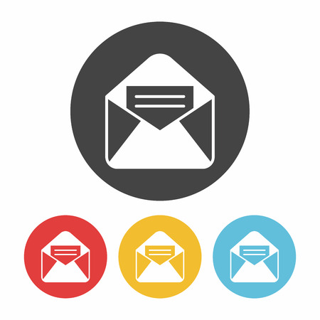 email: e-mail icon Illustration