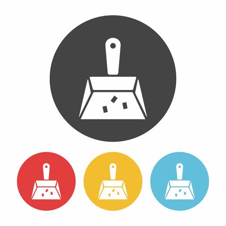 dustpan: Dustpan icon
