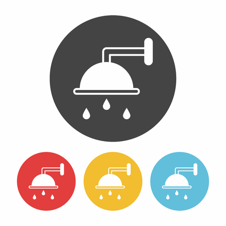 showering: Showerheads icon