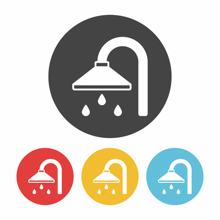 rinse: Shower heads icon