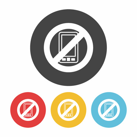 phone: no phone icon