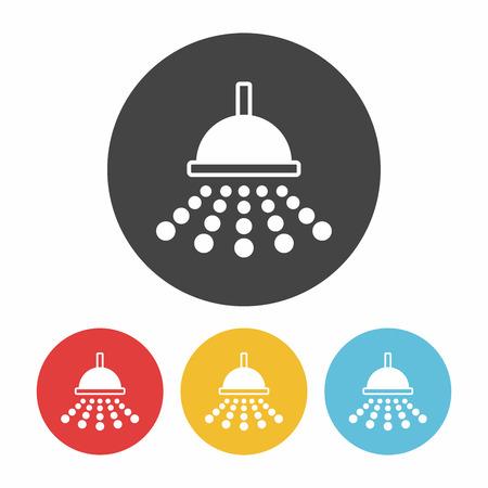 fixture: Showerheads icon