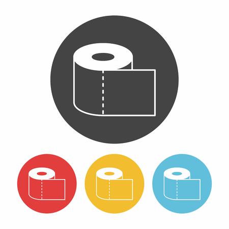 soft tissues: tissue icon Illustration