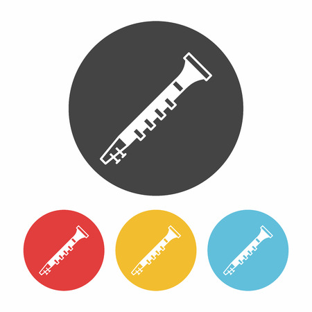 double reed: Oboe icon
