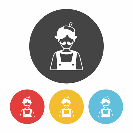 occupation: Occupation icon Illustration