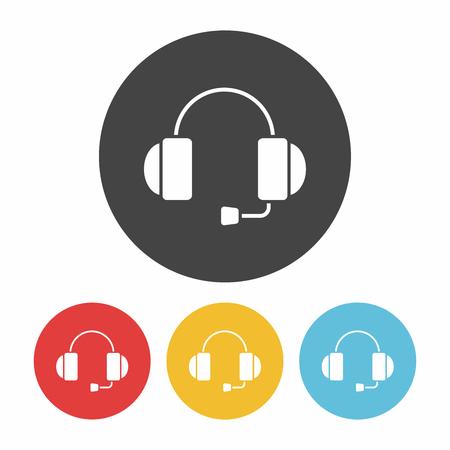 portable audio: headphone icon