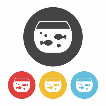 goldfish bowl: Goldfish bowl icon