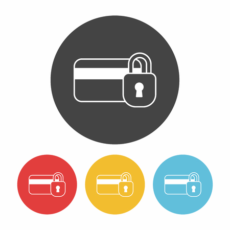 security icon: security icon Illustration