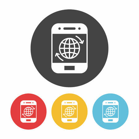 cell phone icon: cell phone icon