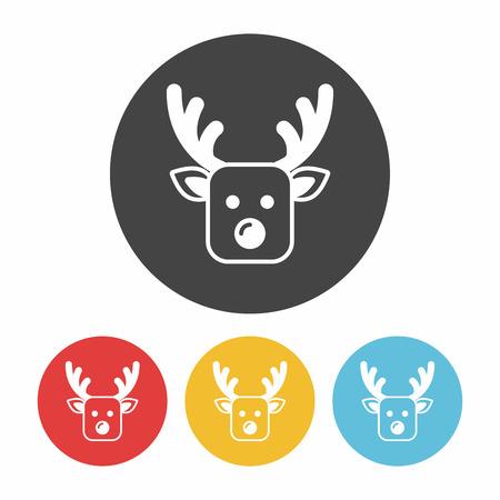 animal: animal icon Illustration