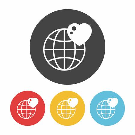 humanitarian aid: Donation icon