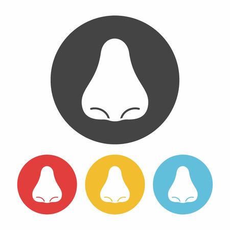 nose: nose icon
