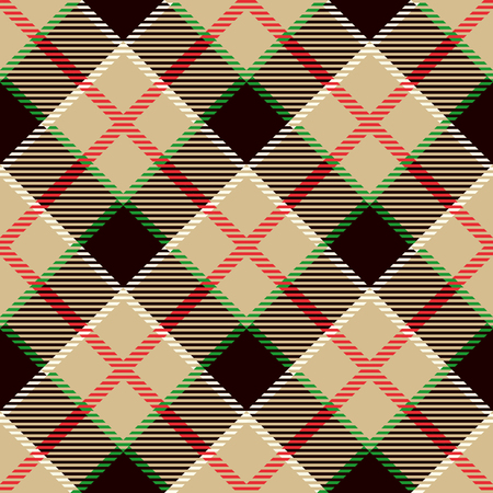 swatches: Seamless tartan pattern. Lumberjack Flannel Shirt Inspired. Seamless Tiles. Trendy Hipster Style Backgrounds. Vector Files Pattern Swatches