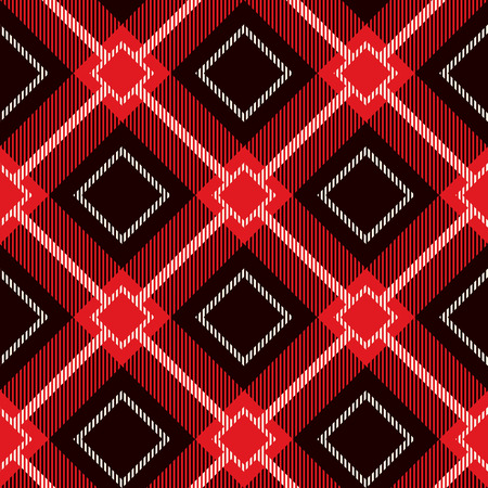 flannel: Seamless Tartan Pattern. Lumberjack Flannel Shirt Inspired.  Trendy Hipster Style Backgrounds.