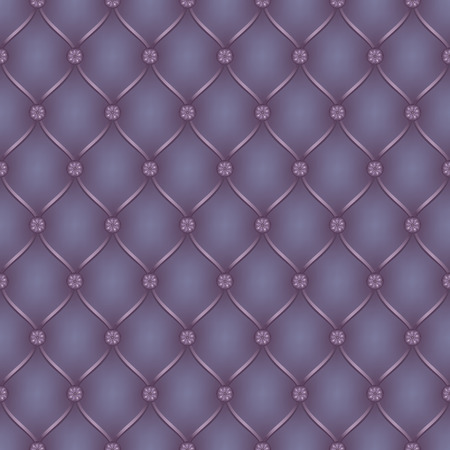button tufted: Vector abstract upholstery purple background. Can be used in cover design, book design, website background, CD cover, advertising.