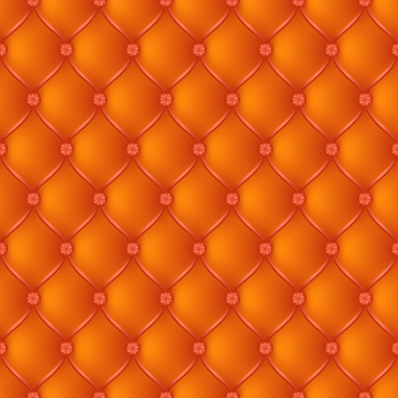 Vector abstract upholstery orange background. Can be used in cover design, book design, website background, CD cover, advertising.