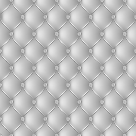 Vector abstract upholstery gray background. Can be used in cover design, book design, website background, CD cover, advertising. Vector Illustration
