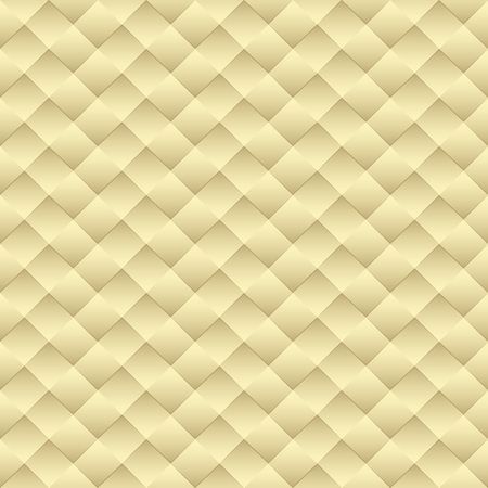 tilable: Minimalistic concept modern style wallpaper with geometric seamless pattern yellow background