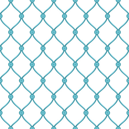 forged: Vector abstract architectural detail for forged fence blue background. Can be used in cover design, book design, website background, CD cover, advertising.