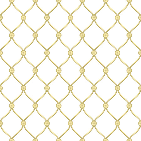 forged: Vector abstract architectural detail for forged fence gold background. Can be used in cover design, book design, website background, CD cover, advertising.