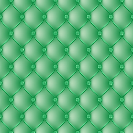 button tufted: Vector abstract upholstery  lime background. Can be used in cover design, book design, website background, CD cover, advertising.
