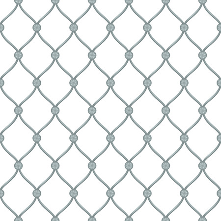 forged: Vector abstract architectural detail for forged fence gray background. Can be used in cover design, book design, website background, CD cover, advertising. Illustration