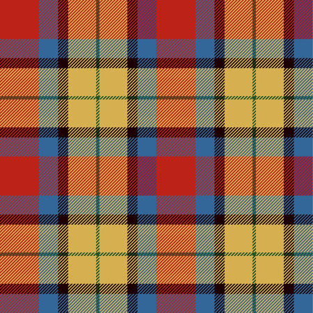 flannel: Vector seamless tartan pattern. Lumberjack flannel shirt inspired. Plaid trendy hipster style backgrounds. Suitable for decorative paper, fashion design, home and handmade crafts.