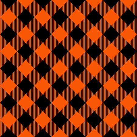 lumberjack: Halloween Seamless Pattern Lumberjack  Plaid Textures. Perfect for Halloween projects. Trendy Lumberjack Flannel Shirt Inspired Hipster Style Backgrounds.