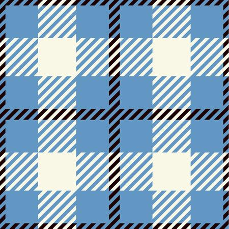 lumberjack shirt: Seamless plaid pattern