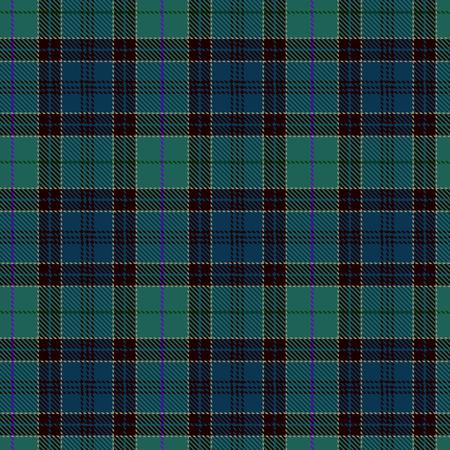 Tartan Seamless Pattern. Trendy Vector Illustration for Wallpapers. Seamless Tartan Tiles. Traditional Scottish Ornament. Tartan Plaid Inspired Background.