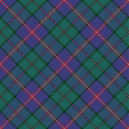 lumberjack shirt: Tartan seamless pattern. Trendy illustration for wallpapers
