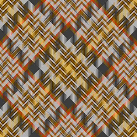 Tartan Seamless Pattern. Trendy Vector Illustration for Wallpapers. Seamless Tartan Tiles.