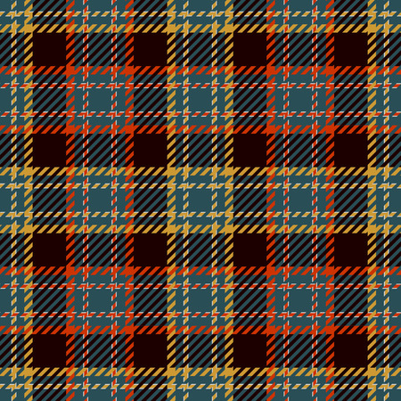 Tartan Seamless Pattern. Trendy Vector Illustration for Wallpapers. Seamless Tartan Tiles.