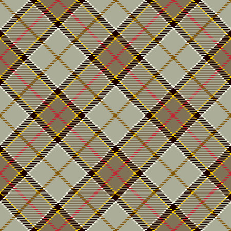 swatches: Plaid Tartan Seamless Pattern Background. Traditional Scottish Ornament. Seamless Tartan Tiles. Trendy Vector Illustration for Wallpapers. Illustration