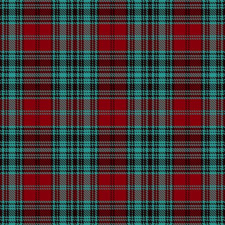Elegant Tartan Seamless Pattern Background. Red, Black and Green   Plaid, Tartan Flannel Shirt Patterns. Trendy Tiles Vector Illustration for Wallpapers. Illustration