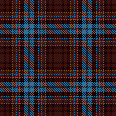 Artistic Tartan Seamless Pattern Background. Red, Blue,  Yellow  and Vinous Plaid, Tartan Flannel Shirt Patterns. Trendy Tiles Vector Illustration for Wallpapers.
