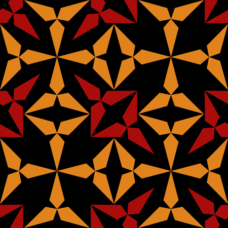 perforated: Geometric  Seamless Pattern Background. Vector illustration