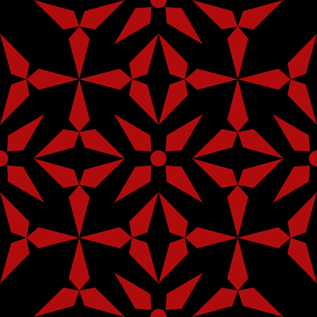 Geometric  Seamless Pattern Background. Vector illustration
