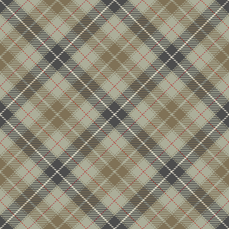 celtic: Tartan Seamless Pattern Background. Red, Brown, Gray, Beige and  White Plaid, Tartan Flannel Shirt Patterns. Trendy Tiles Vector Illustration for Wallpapers.