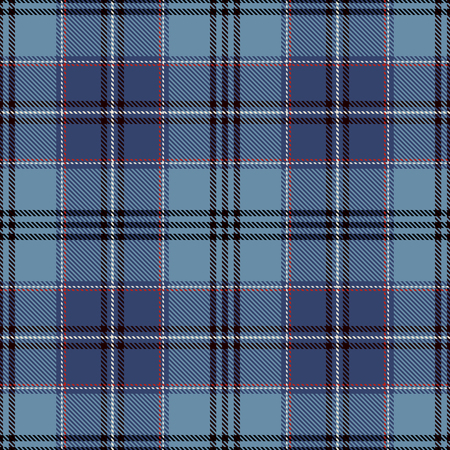 celtic: Tartan Seamless Pattern Background. Blue, Red,  Black  and  White Plaid, Tartan Flannel Shirt Patterns. Trendy Tiles Vector Illustration for Wallpapers.