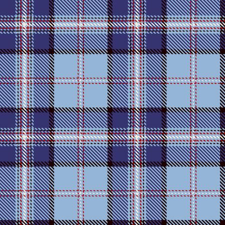 Seamless plaid Pattern Background Stock Illustratie