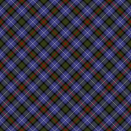 Blue, Black,  Red and  White    Tartan  Plaid  Seamless Pattern. Flannel  Shirt Tartan Patterns. Trendy Tiles Vector Illustration for Wallpapers.