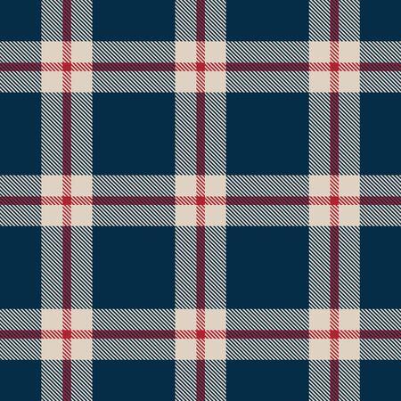 Tartan  Plaid  Seamless Pattern. Vector Illustration