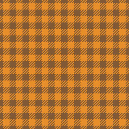 Tartan Seamless Pattern Background. Fall color panel Plaid, Tartan Flannel Shirt Patterns. Autumn Trendy Tiles Vector Illustration for Wallpapers.