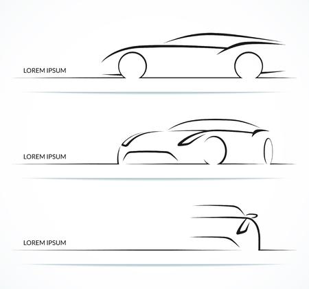 Erfreut Wie Man Ein Auto Skizziert Zeitgenössisch - Die Besten ...